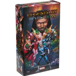 Upper Deck Legendary: A Marvel Deck Building Game Revelations