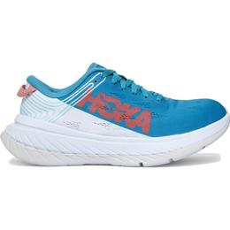 Hoka One One Carbon X W - Caribbean Sea/White