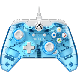 PDP Rock Candy Wired Controller PC/Xbox One - Blue