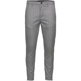 Gabba Pisa Chino Cross - Light Grey