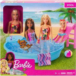 Barbie Doll & Playset