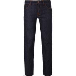 Nudie Jeans Grim Tim Jeans - Dry Open Navy