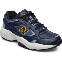 New Balance 452 W - Pigment with Vintage Indigo and Gold Rush