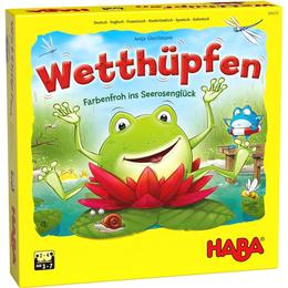Haba Wetthüpfen