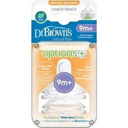 Dr. Brown's Options+ Teats Level 4 2-pack