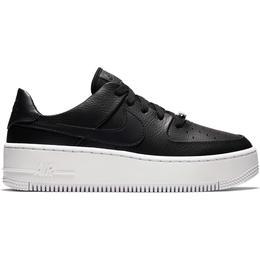 Nike Air Force 1 Sage Low W - Black/White