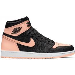Nike Air Jordan 1 Retro High OG M - Black/Crimson Tint-Hyper Pink-White