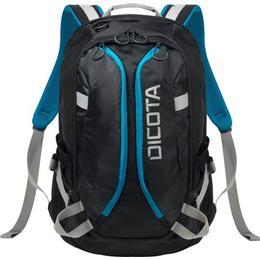 "Dicota Active 15.6"" - Black/Blue"
