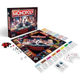 Hasbro Monopoly: Stranger Things