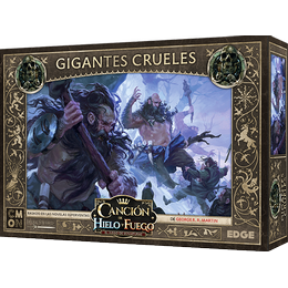 CMON A Song of Ice & Fire: Tabletop Miniatures Game Savage Giants