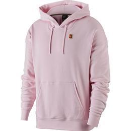 Nike Fleece Tennis Hoodie - Pink Foam