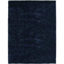 vidaXL Shaggy Area (120x160cm) Blå