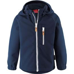 Reima Kid's Vantti Softshell Jacket - Navy (521569-6980)