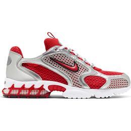 Nike Air Zoom Spiridon Cage 2 M - Track Red/White/Metallic Silver