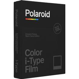 Polaroid Color i‑Type Film ‑ Black Frame Edition 8 pack