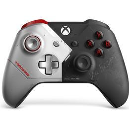 Microsoft Xbox One Wireless Controller - Cyberpunk 2077 Limited Edition