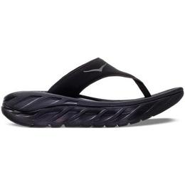 Hoka One One Ora Recovery Flip W - Black/Dark Gull Gray