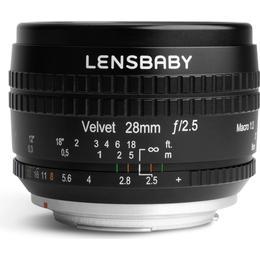 Lensbaby Velvet 28mm F2.5 for Nikon Z