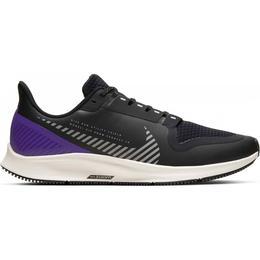 Nike Air Zoom Pegasus 36 Shield M - Black/Desert Sand/Voltage Purple/Silver