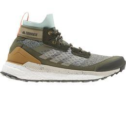 Adidas Terrex Free Hiker W - Feather Grey/Aluminium/Green Tint