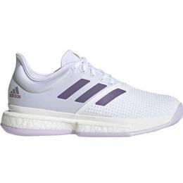 Adidas Solecourt W - Cloud White/Tech Purple/Legacy Purple