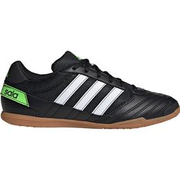 Adidas Super Sala M - Black/White/Green