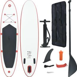 vidaXL Inflatable SUP Surfboard Set 360cm