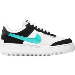 Nike Air Force 1 Shadow W - White/Black/Aurora