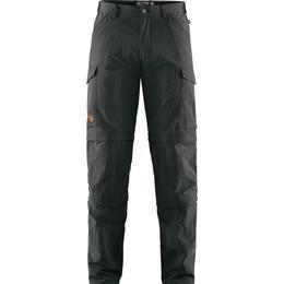 Fjällräven Travellers MT 3-Stage Trousers - Dark Grey