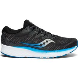 Saucony Ride ISO 2 M - Black/Blue