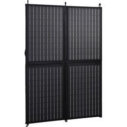 vidaXL Solar Panel Foldable 100W