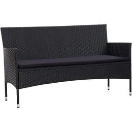vidaXL 45899 3-seat Soffa