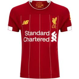 New Balance Liverpool Home Jersey 19/20 Youth