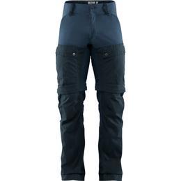 Fjällräven Keb Gaiter Trousers - Dark Navy/Uncle Blue