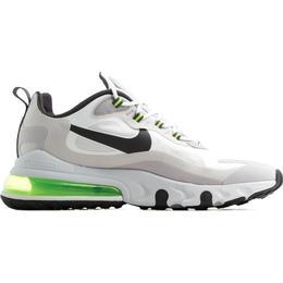 Nike Air Max 270 React M - Summit White/Vast Grey/Silver Lilac/Electric Green
