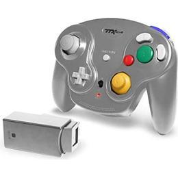 TTX Tech Wavedash GameCube Controller - Silver