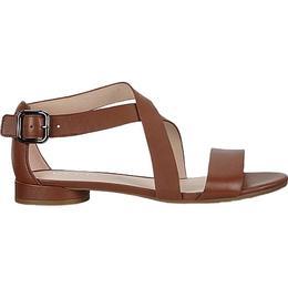 Ecco Flat Sandal II - Brown