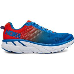 Hoka One One Clifton 6 Wide M - Mandarin Red/Imperial Blue