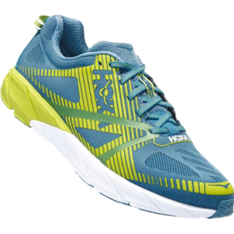 Hoka One One Tracer 2 M - Storm Blue/Lime Green