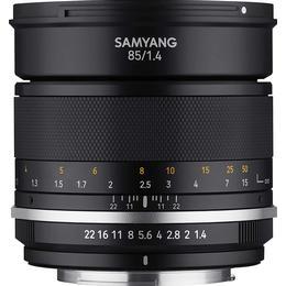 Samyang MF 85mm F1.4 MK2 for Fujifilm X