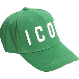 DSquared2 Embroidered Baseball Cap - Green