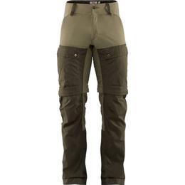 Fjällräven Keb Gaiter Trousers - Deep Forest/Laurel Green