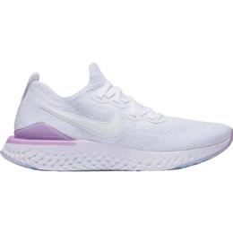 Nike Epic React Flyknit 2 W - White/Pink Foam/White