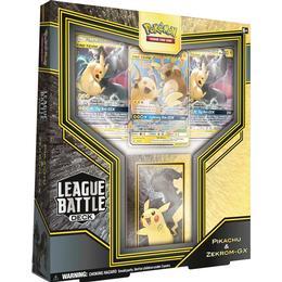 Pokémon League Battle Deck Pikachu & Zekrom GX