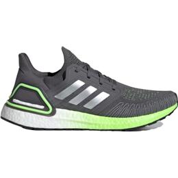 Adidas UltraBOOST 20 M - Gray Five/Silver Metallic/Signal Green