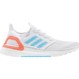 Adidas UltraBOOST 20 M - Cloud White/Sharp Blue/True Orange