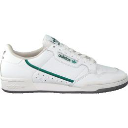 Adidas Continental 80 M - Cloud White/Glory Green/Collegiate Green