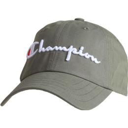 Champion Classic Script Logo Baseball Cap - Green