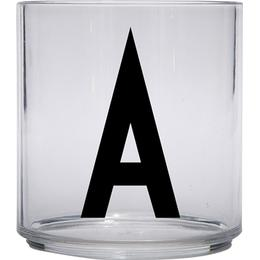 Design Letters Kids Personal Drinking Glass A-Z