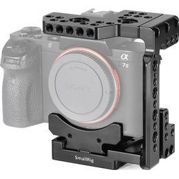 Smallrig Arca QR Half Cage for Sony A7R III/A7 III/A7 II/A7R II/A7S II Camera Cage